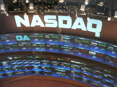 The Nasdaq Stock Market website features stock market news, stock information & qoute updates, data analysis reports, as well as a general overview of the market landscape.