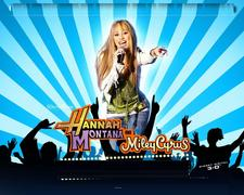 What does Lilly call herself at Hannah Montana concerts?