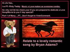 Flirt Teddy - Music n Love -Part 1