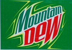 What is the Tagline of Dew?