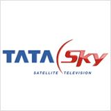 What is the Tagline of Tata Sky?