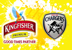 The Deccan Chargers Hangman by Kingfisher
