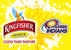 The Mumbai Indians Hangman by Kingfisher
