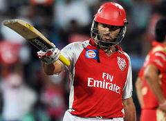 Yuvraj - the Man with 6 sixes !!!
