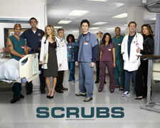 Which Scrubs Character are you?