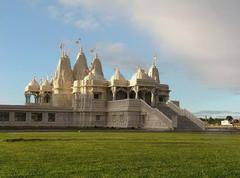 Wonderful Indian Temples abroad Quiz