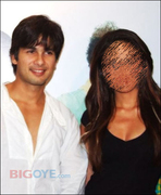 Who is this beauty with Shahid Kapoor?