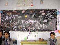 Teacher's Day Quiz
