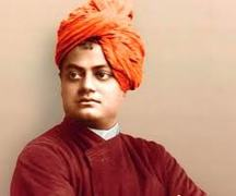 What was the real name of Swami Vivekananda?