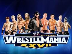 Wrestlemania 27 quiz
