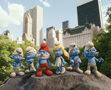 The Smurfs - Out now on DVD & 3D BLU-RAY