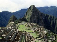 What is the name of Lost City of the Incas?