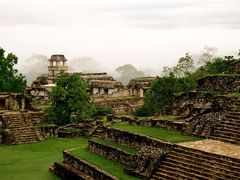 The earliest Mayans began to settle in the dense rain forests of southwestern Mexico. Where ?