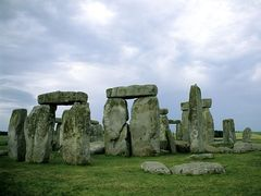 Name the prehistoric monument located in the English county of Wiltshire?