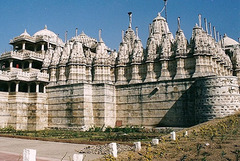 The famous Dilwara Temples are situated in