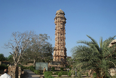 'Vijay Stambha' is situated in