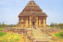 Sun Temple is situated at?