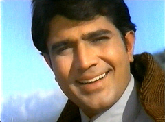 Rajesh Khanna Crossword -The First Superstar of Bollywood