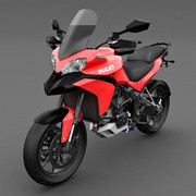 Ducati Multistrada 1200 Quiz - Online Automobile Quiz
