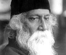 What did Rabindranath built in 1961 at Bolpur,West Bengal which means'Abode of peace or Welfare'?