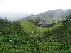 Which is the  only hill-station in the state of Gujarat?
