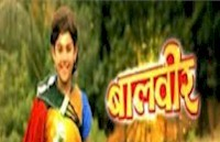 Which channel broadcast this daily soap Balveer?