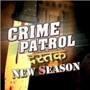 Which channel broadcast this daily soap Crime Petrol?