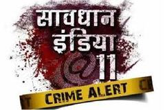Which channel broadcast this daily soap Savdhaan India?