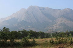 Coimbatore is surrounded by the ______________mountain range on the West and North.