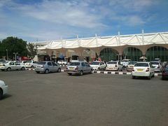 Coimbatore International Airport is located at____________about 11 km  from Coimbatore city.