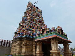 __________________is a Hindu temple dedicated to Lord Shiva located in western part of Coimbatore.
