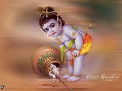 On Janmashtami, Lord Krishana was