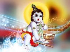 Janmashtami is observed in the month of