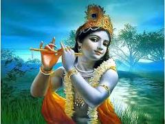 Who was Krishna's father?