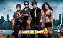Dhoom 3 Quiz