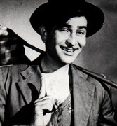 Which actress made her debut along with Raj Kapoor with film 'Neel Kamal'?