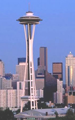 In which city is the famous space needle located images for List of us landmarks