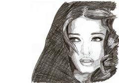 BOLLYWOOD SKETCHES - ACTRESSES
