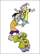 Identify this cartoon from the image