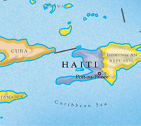 What is the currency of Haiti?