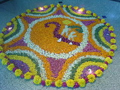Onam is the festival of