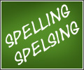 Spelling Test Quiz
