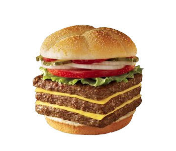 Quarter Pounder With Cheese Box Burger Game: Qu...