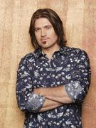 What did Billy Ray Cyrus, who plays Hannah's Father, do before he started acting?