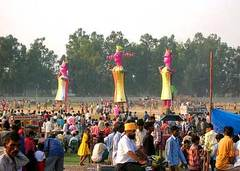 It is the largest festival of?