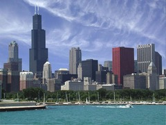 Which is most popular nickname of Chicago?