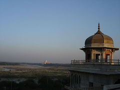 Around The World - Agra