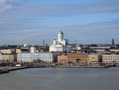 HELSINKI..............A Beautiful City