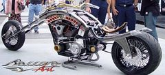 Revolutionary Concept Of Motor Bikes